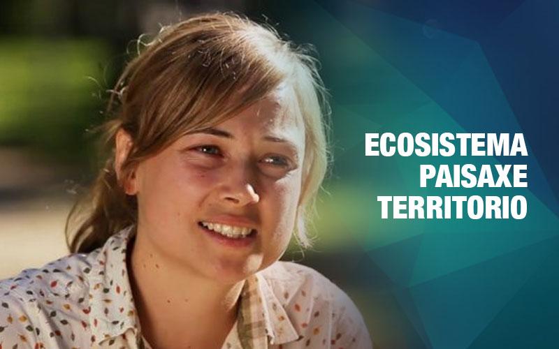 Ecosistema, paisaxe e territorio
